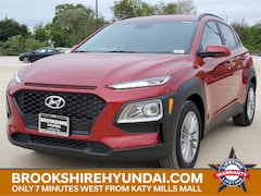 New 2021 Hyundai Kona SEL SUV For Sale in Brookshire, TX