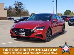 New 2021 Hyundai Sonata Limited Sedan For Sale in Brookshire, TX
