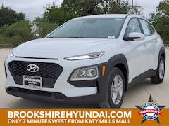 New 2021 Hyundai Kona SE SUV For Sale in Brookshire, TX