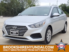 New 2021 Hyundai Accent SE Sedan For Sale in Brookshire, TX