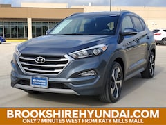 Certified 2017 Hyundai Tucson Sport SUV For Sale in Brookshire, TX