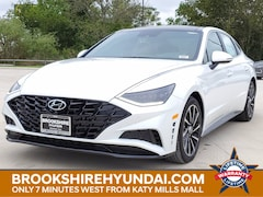 New 2021 Hyundai Sonata Limited Sedan For Sale in Brookshire, TX