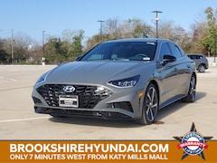 New 2021 Hyundai Sonata SEL Plus Sedan For Sale in Brookshire, TX