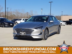 New 2021 Hyundai Sonata Hybrid SEL Sedan For Sale in Brookshire, TX