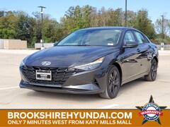 New 2021 Hyundai Elantra SEL Sedan For Sale in Brookshire, TX