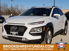 New 2020 Hyundai Kona SEL Plus SUV For Sale in Brookshire, TX