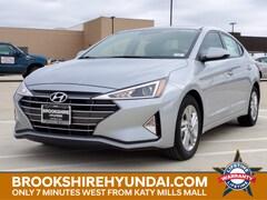 New 2020 Hyundai Elantra Value Edition Sedan For Sale in Brookshire, TX