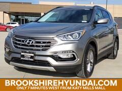 Pre-Owned 2017 Hyundai Santa Fe Sport 2.4L SUV For Sale in Brookshire, TX
