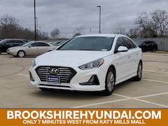Pre-Owned 2019 Hyundai Sonata Hybrid SE Sedan For Sale in Brookshire, TX