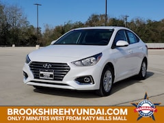 New 2021 Hyundai Accent SEL Sedan For Sale in Brookshire, TX