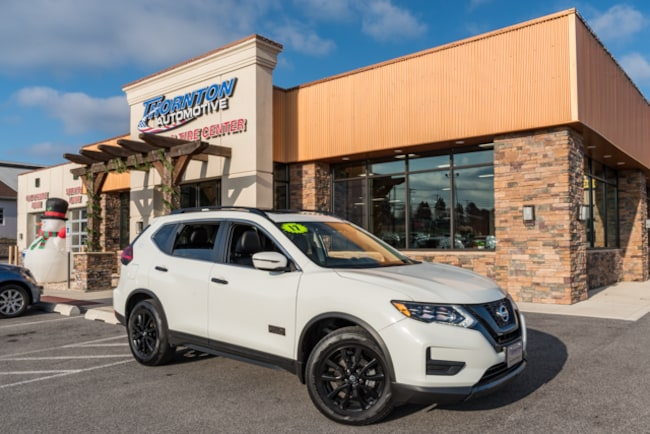 Used 2017 Nissan Rogue Rogue One Star Wars Limited Edition SUV For Sale near  near Manchester, Dover, York, Red Lion, Middletown, East York, Lancaster.