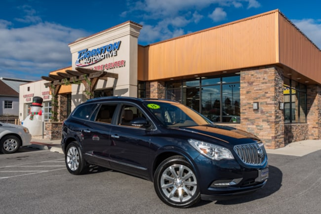 Used 2015 Buick Enclave Premium SUV For Sale near  near Manchester, Dover, York, Red Lion, Middletown, East York, Lancaster.