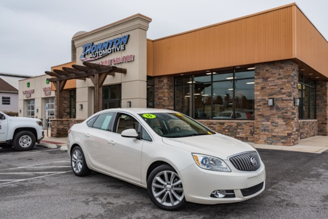 Used 2015 Buick Verano Convenience Group Sedan For Sale near  near Manchester, Dover, York, Red Lion, Middletown, East York, Lancaster.