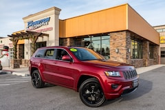 2015 Jeep Grand Cherokee Altitude SUV