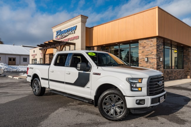 Used 2016 Ford F-150 Sport Truck SuperCrew Cab For Sale near  near Manchester, Dover, York, Red Lion, Middletown, East York, Lancaster.