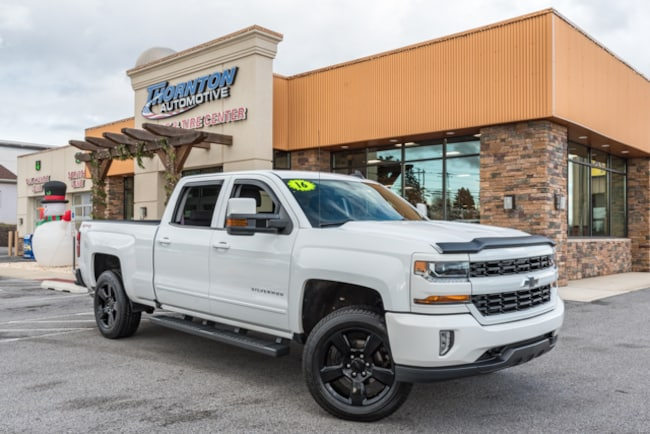 Used 2016 Chevrolet Silverado 1500 LT Truck Crew Cab For Sale near  near Manchester, Dover, York, Red Lion, Middletown, East York, Lancaster.