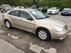 Used 2008 Chrysler Sebring LX Sedan 1C3LC46K38N188326 for sale in Corinth, MS at Brose Chrysler Dodge Jeep Ram