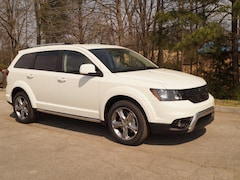 New 2017 Dodge Journey CROSSROAD Sport Utility 3C4PDCGB2HT604532 for sale in Corinth, MS at Brose Chrysler Dodge Jeep Ram