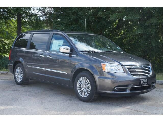 2016 Chrysler Town & Country ANNIVERSARY EDITION Passenger Van