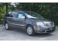New 2016 Chrysler Town & Country ANNIVERSARY EDITION Passenger Van 2C4RC1CG9GR138620 for sale in Corinth, MS at Brose Chrysler Dodge Jeep Ram