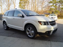 New 2017 Dodge Journey CROSSROAD Sport Utility 3C4PDCGB5HT577018 for sale in Corinth, MS at Brose Chrysler Dodge Jeep Ram