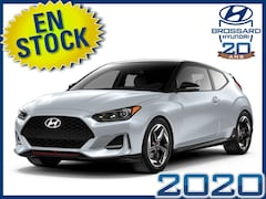 2020 Hyundai Veloster Turbo w/Two-Tone Paint Hatchback