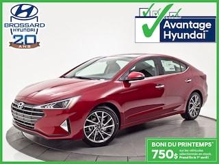 2019 Hyundai Elantra Luxury Berline