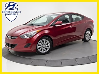 2013 Hyundai Elantra GL, SIÈGES CHAUFFANTS, BLUETOOTH, CRUISE Sedan