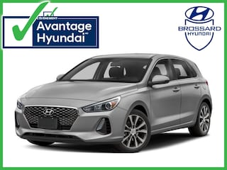 2019 Hyundai Elantra GT Preferred À hayon
