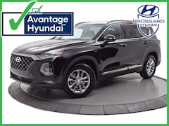 2019 Hyundai Santa Fe Essential w/Safety Package & Dark Chrome Accent SUV