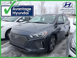 2019 Hyundai Ioniq Plug-In Hybrid Preferred À hayon