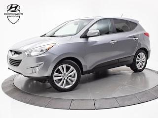 2012 Hyundai Tucson Limited CUIR TOIT AWD VUS