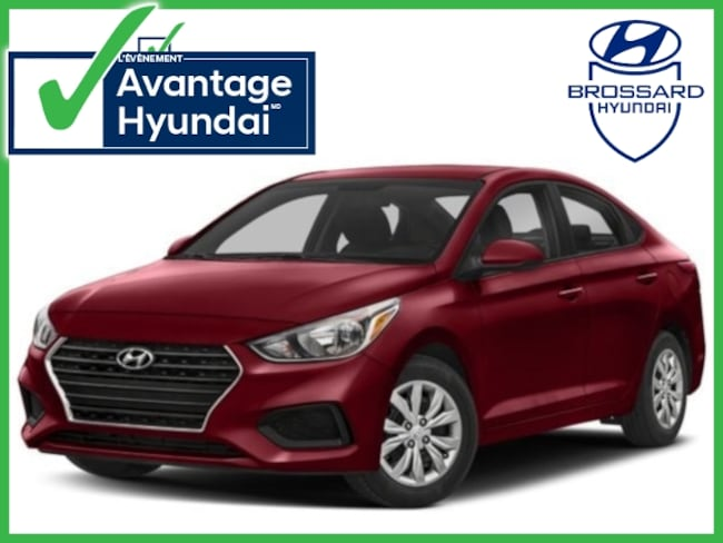 2019 Hyundai Accent Essential w/Comfort Package Berline