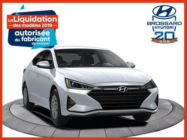 2019 Hyundai Elantra Essential Sedan