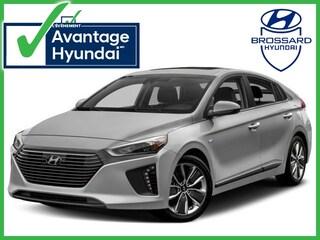 2019 Hyundai Ioniq Hybrid Luxury À hayon