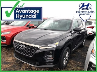 2019 Hyundai Santa Fe Essential w/Safety Package & Dark Chrome Accent VUS