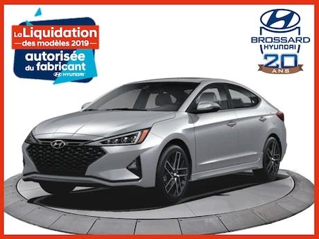 2019 Hyundai Elantra Sport Sedan