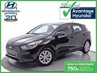 2018 Hyundai Accent L 5 Portes À hayon