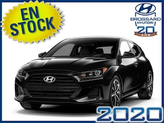 2020 Hyundai Veloster Luxury Hatchback