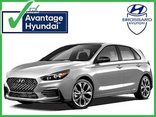 2019 Hyundai Elantra GT N Line À hayon