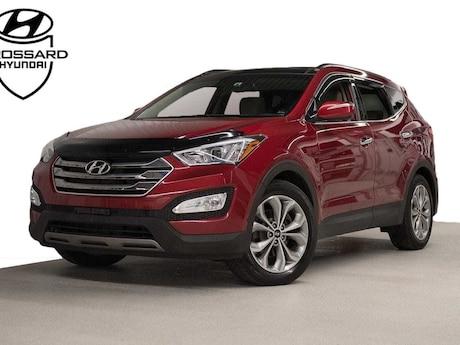 2016 Hyundai Santa Fe Sport 2.0T Limited CUIR TOIT GPS 4X4 VUS