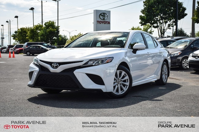 2019 Toyota Camry PROMO CAMRY SE (SIEGES CHAUFFANT, CARPLAY) Berline