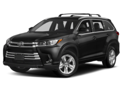 2019 Toyota Highlander Limited VUS et Multi-Segments