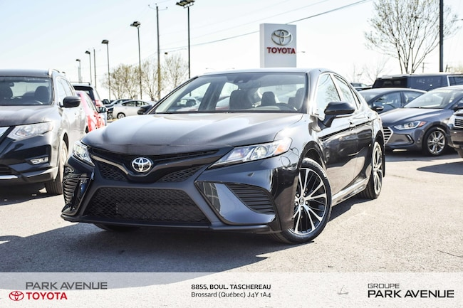 2019 Toyota Camry PROMO CAMRY SE ( TOIT OUVRANT, CUIR ) Berline