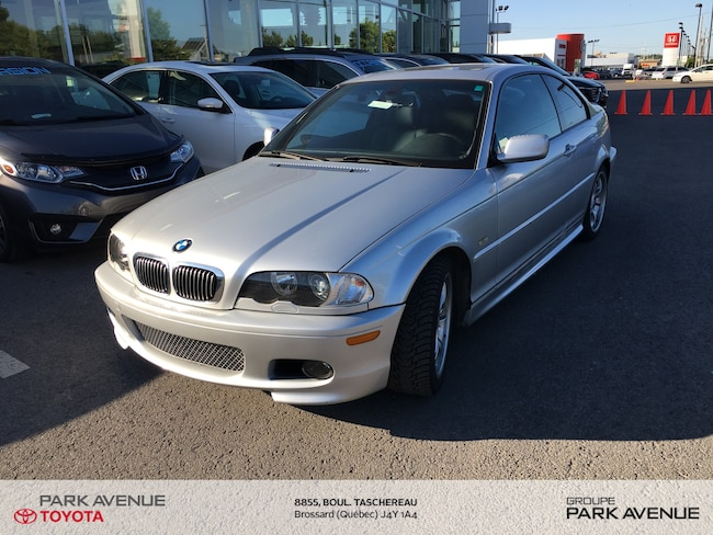 Used 2003 BMW 3 Series For Sale (200090A) | Brossard QC