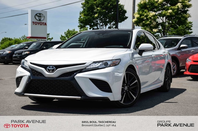 2019 Toyota Camry PROMO XSE 2019 ( MAGS 19'', TOIT PANO ) Berline