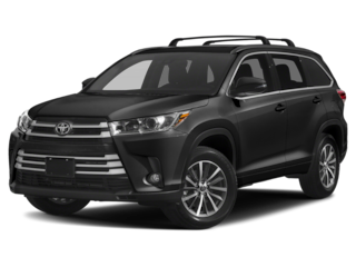 2019 Toyota Highlander XLE VUS et Multi-Segments