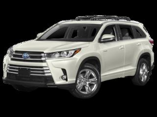 2019 Toyota Highlander Hybrid XLE VUS et Multi-Segments
