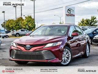 2018 Toyota Camry **PROMO** HYBRIDE XLE TOUT ÉQUIPÉ INTERMEDIAIRE