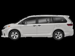 2019 Toyota Sienna LE INTERMEDIAIRE